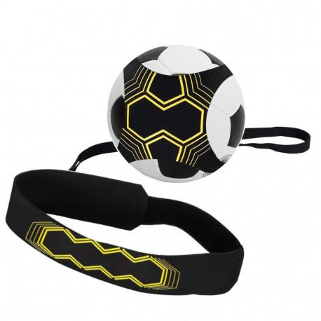 """Ceinture à ballon 3, 4 , 5 pour entraînement football solo """"néoprène haute qualité"""" - D-Work"""