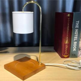 """Lampe chauffante pour bougie candle warmer """"CLARA 508"""" lampe GU10 230V à variateur pour bougie parfumée Ht. 16 cm - D-Work"""