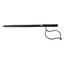 Bâton flexible, rembourré de feutre et recouvert de cuir homologué championnats R.C.I - 123-BLACK - ABC Sport Klin