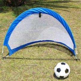 Cage de football 120 x 80 x 80 cm pliable à montage rapide nylon - D-Work